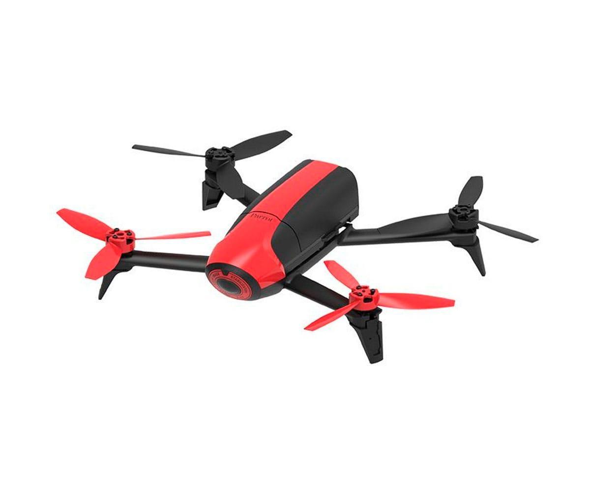 PARROT BEBOP 2 ROJO DRON CUADRICÓPTERO CONTROLABLE POR APP - BEBOP 2 ROJO
