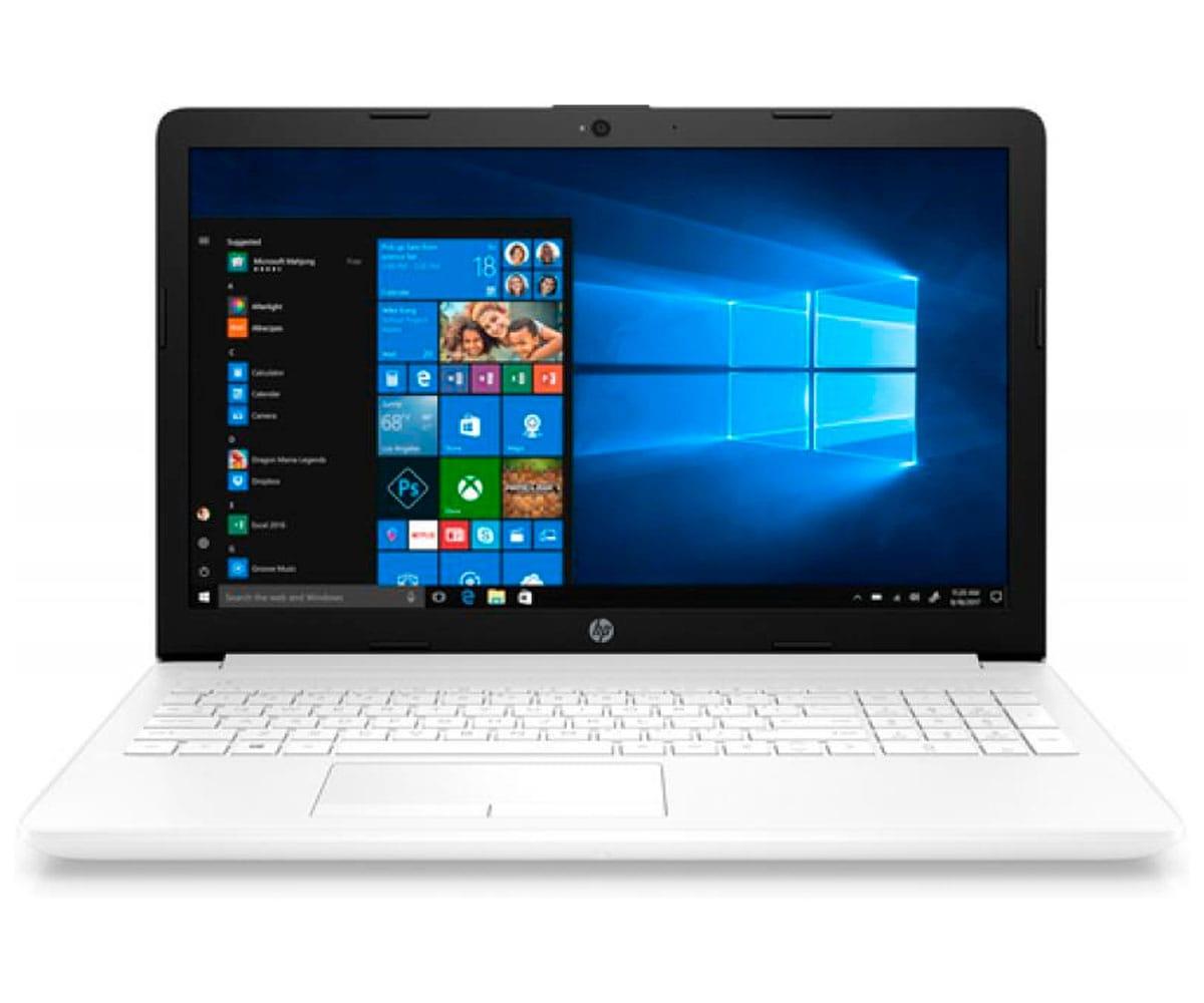 HP 15-DA0759 PORTÁTIL BLANCO 15.6 LCD WLED HD READY/i5 3.1GHz/256GB/12GB RAM/W10 HOME - 15-DA0759 WHITE