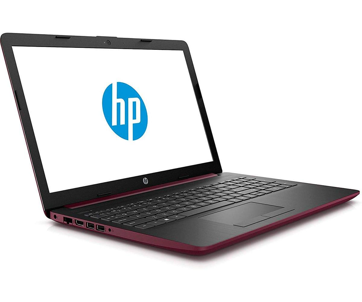 HP 15-DA0722NS PORTÁTIL GRANATE BORGOÑA 15.6 LCD WLED HD READY/i7 2.7GHz/SSD 256GB/8GB RAM/W10 HOM - 15-DA0722NS