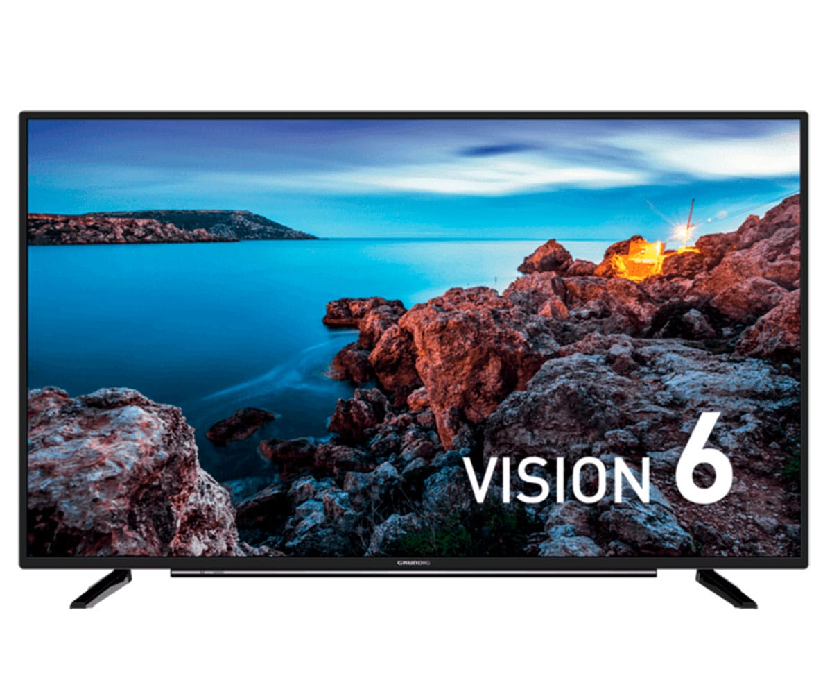 GRUNDIG 32VLE6810 TELEVISOR 32'' LCD LED HDREADY SMART TV WIFI HDMI USB GRABADOR Y REPRODUCTOR MULTIMEDIA