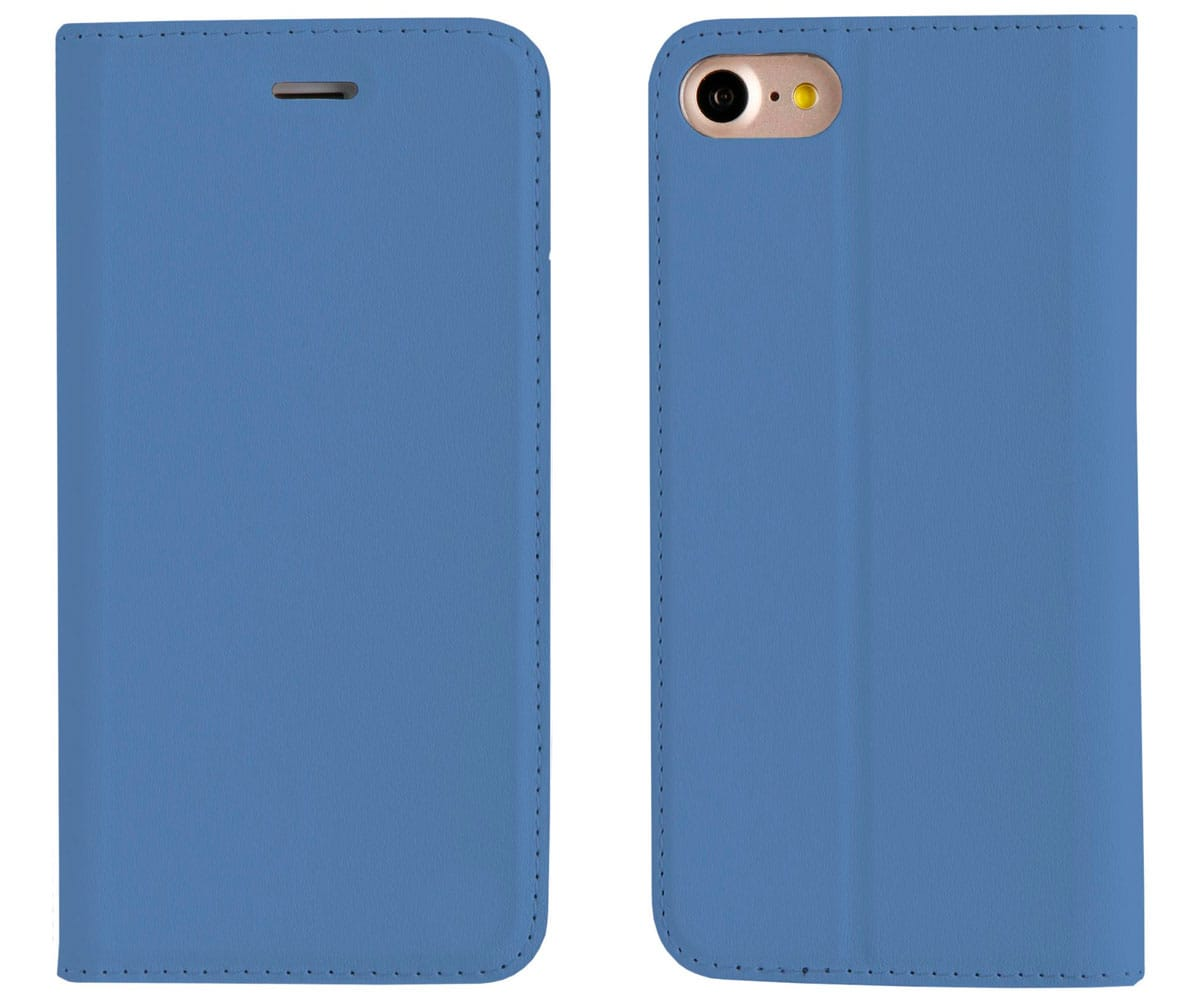 AKASHI FUNDA FOLIO AZUL APPLE IPHONE 7 / 8