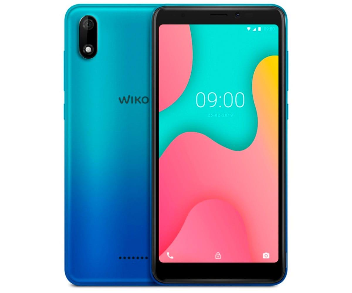 WIKO Y60 AZUL MÓVIL 4G DUAL SIM 5.45 TFT FWVGA+/4CORE/16GB/1GB RAM/5MP/5MP - Y60 BLEEN BLUE