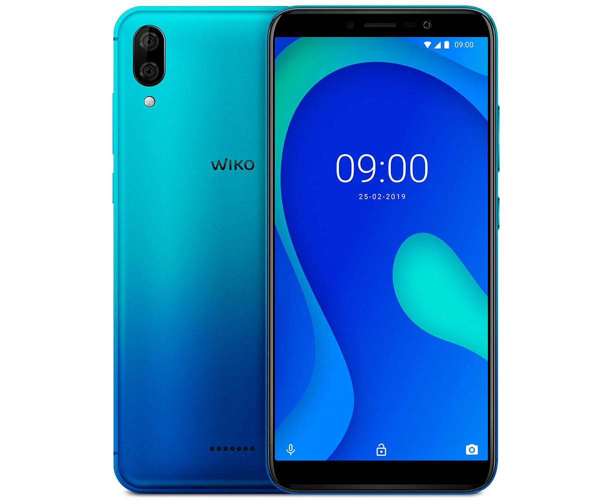 WIKO Y80 TURQUESA MÓVIL 4G DUAL SIM 5.99 TFT HD+/8CORE/32GB/2GB RAM/13+2MP/5MP