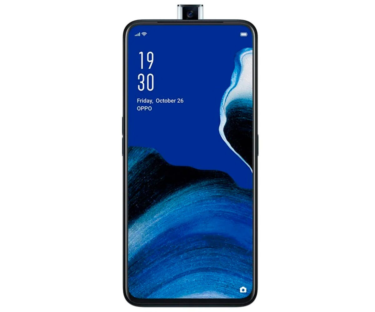 OPPO RENO 2Z NEGRO LUMINOSO MÓVIL 4G DUAL SIM 6.4 AMOLED FHD+/8CORE/128GB/8GB RAM/48+5MP/32MP - RENO 2Z LUMINOUS BLACK