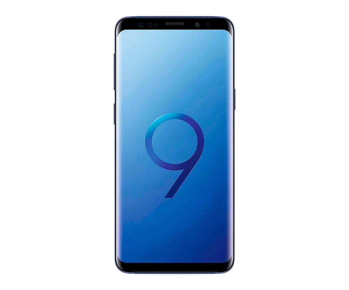 SAMSUNG GALAXY S9 AZUL CORAL REACONDICIONADO CPO MÓVIL DUAL SIM 4G 5.8'' SAMOLED QHD+/8CORE/64GB/4GB RAM/12MP/8MP