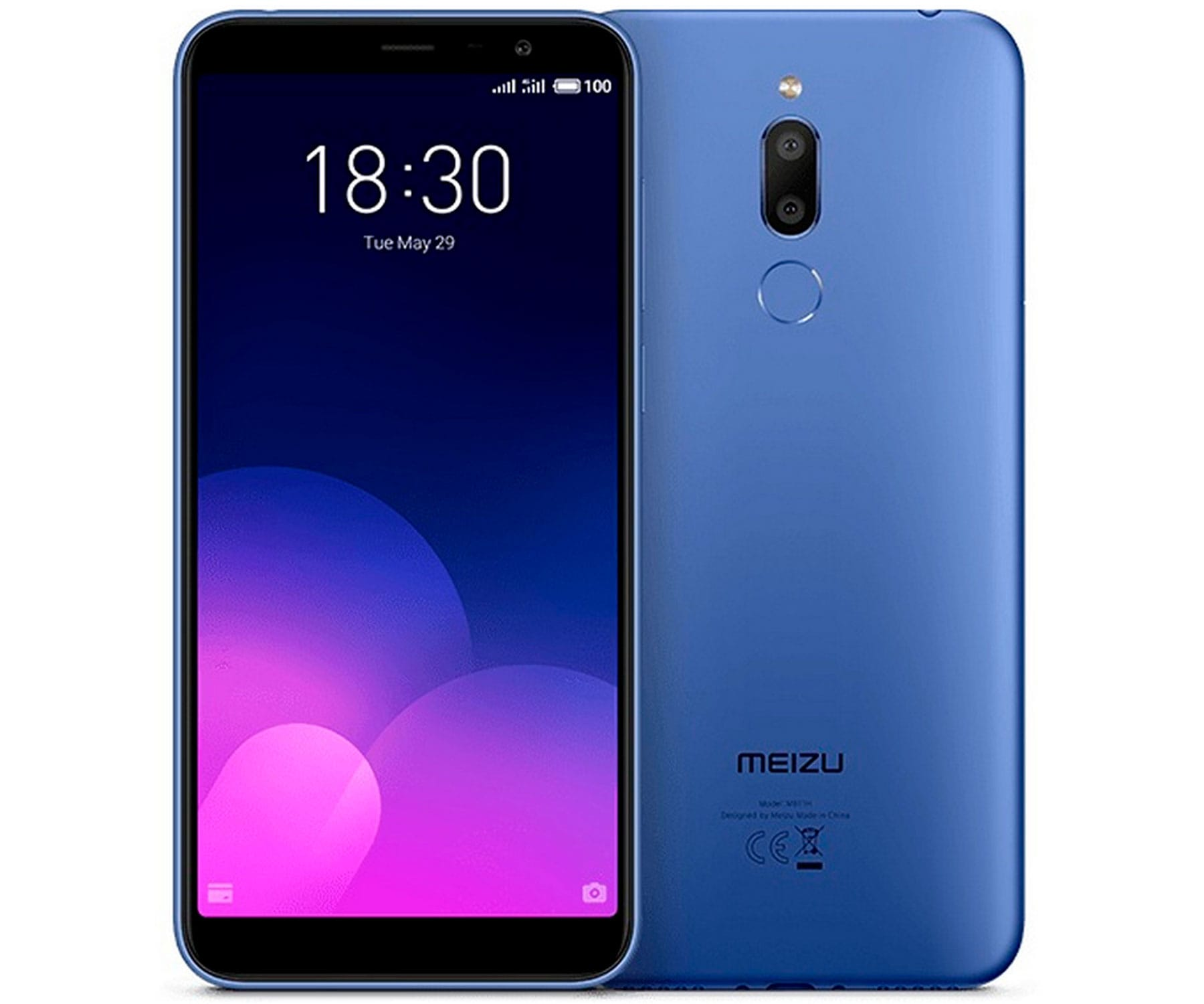 MEIZU M6T AZUL MÓVIL 4G DUAL SIM 5.7'' IPS HD+ OCTACORE 16GB 2GB RAM DUALCAM 13MP SELFIES 8MP