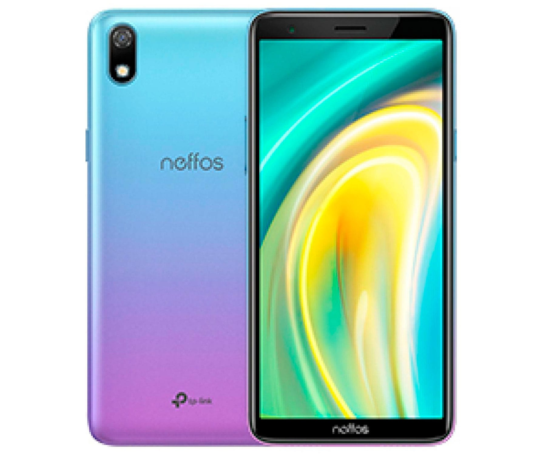 TP-LINK NEFFOS A5 MONET MÓVIL 3G DUAL SIM 5.99 IPS HD+/4CORE/16GB/1GB RAM/5MP/2MP