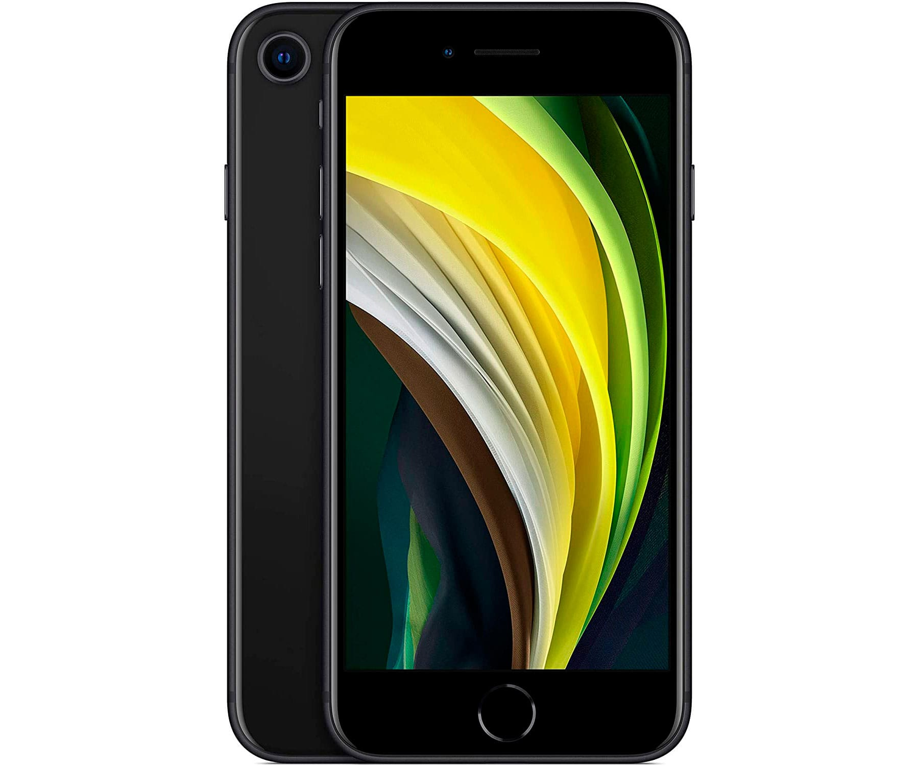 APPLE IPHONE SE 2020 256GB NEGRO MÓVIL 4G 4.7''/A13/256GB/3GB RAM/12MP (E)