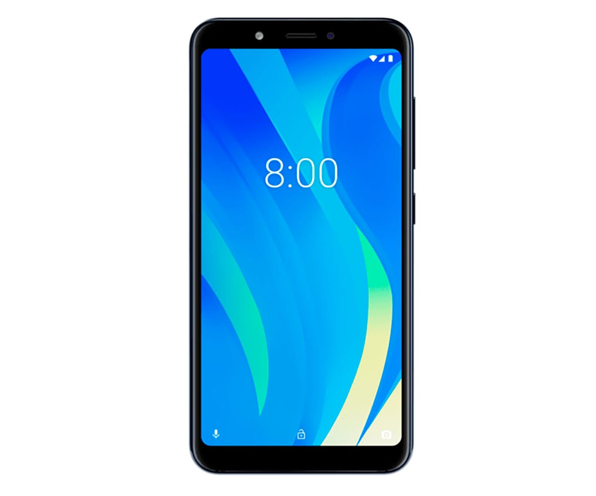 VSMART JOY 1+ NEGRO MÓVIL 4G 6.2'' IPS HD+/8CORE/32GB/3GB RAM/13MP/16MP