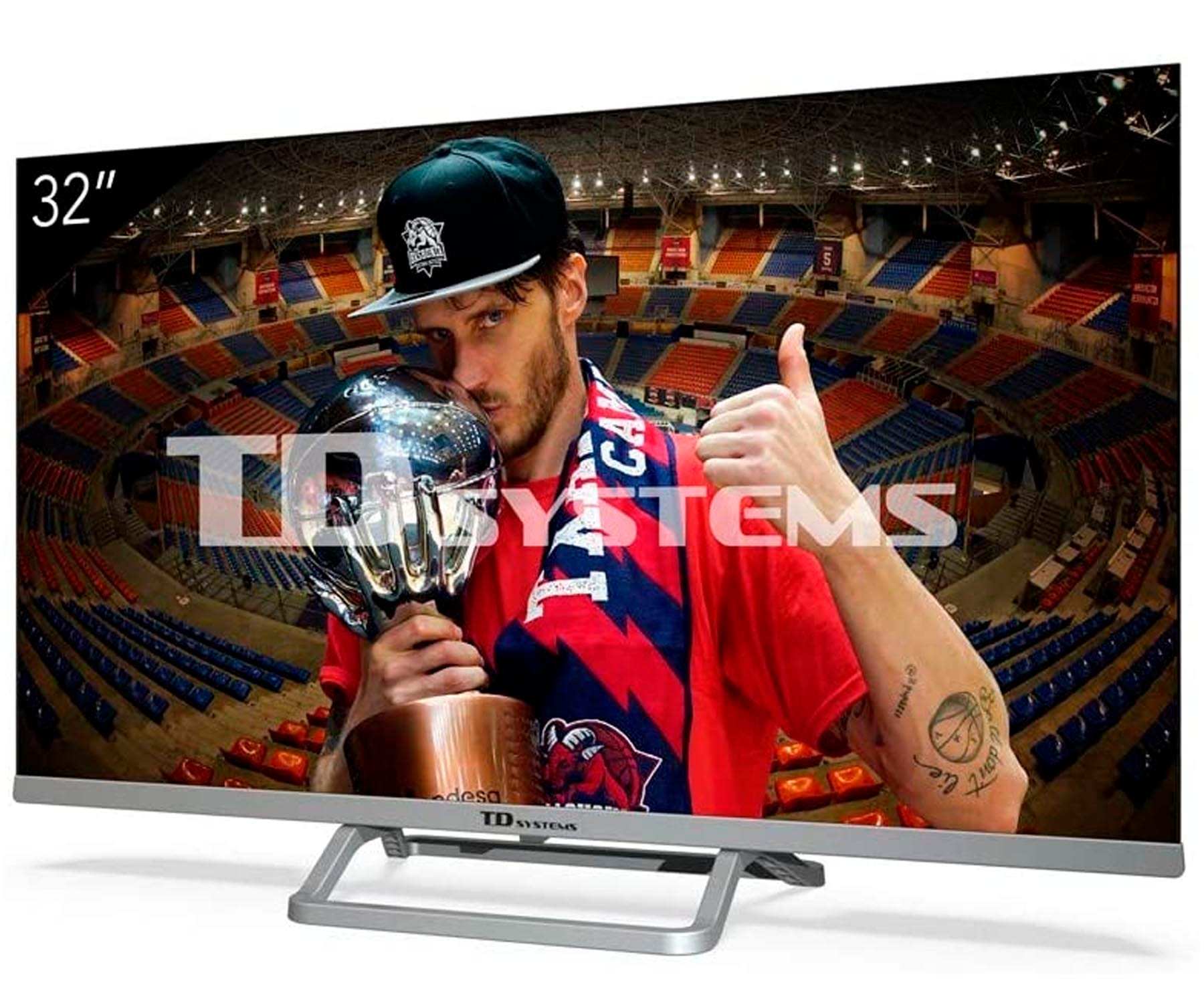 TD SYSTEMS K32DLX11HS TELEVISOR 32'' LED SMART TV HD READY HDMI USB CI+ DOLBY DIGITAL PLUS