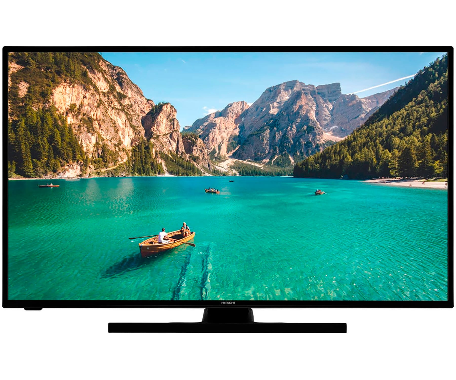 HITACHI 32HE2200 TELEVISOR 32'' LED HD READY HDR SMART TV 700BPI HDMI USB CON GOOGLE ASSISTANT