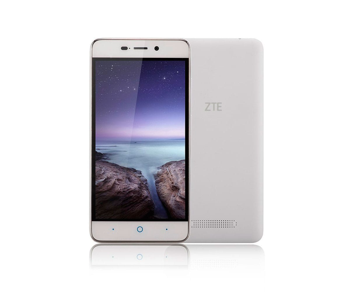 ZTE BLADE A452 BLANCO MÓVIL DUAL SIM 4G 5'' HD/4CORE/8GB/1GB RAM/13MP/2MP
