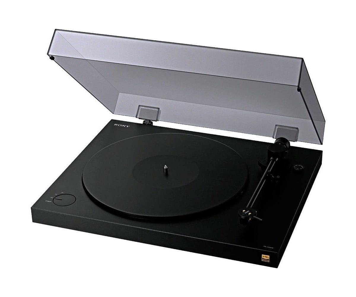 SONY PSHX500 TOCADISCOS HI-RES CON SALIDA USB Y EQ FONOGRÁFICO - PSHX500