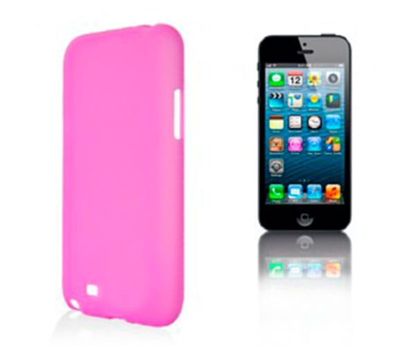 X-ONE CARCASA ROSA IPHONE 5 / 5S / SE - 1613 ROSA