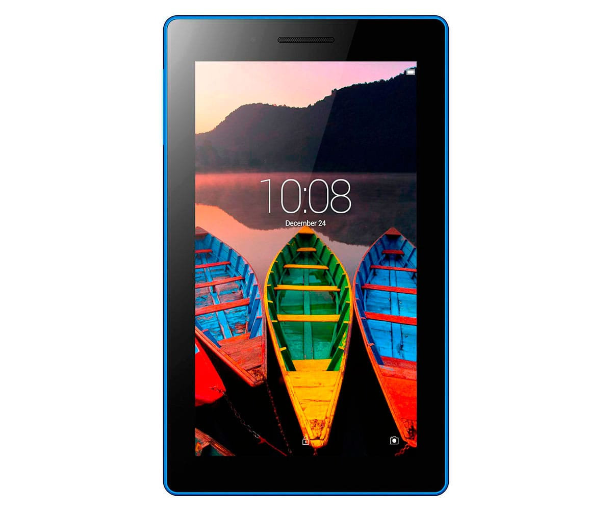 LENOVO TAB3 7 ESSENTIAL NEGRO TABLET WIFI 7'' IPS/4CORE/16GB/1GB RAM/2MP/VGA