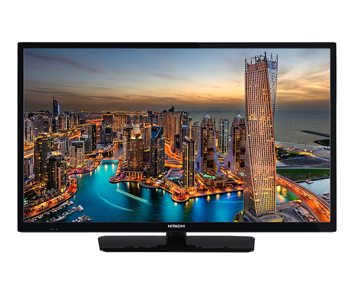 HITACHI 24HE1000 TELEVISOR 24 LCD DIRECT LED HD READY 200Hz HDMI USB GRABADOR Y REPRODUCTOR MULTIM