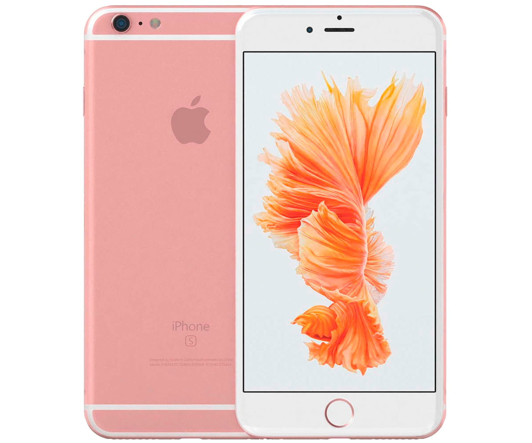 APPLE IPHONE 6S PLUS 128GB ROSA REACONDICIONADO CPO MÓVIL 4G 5.5'' RETINA FHD/2CORE/128GB/2GB RAM/12MP/5MP