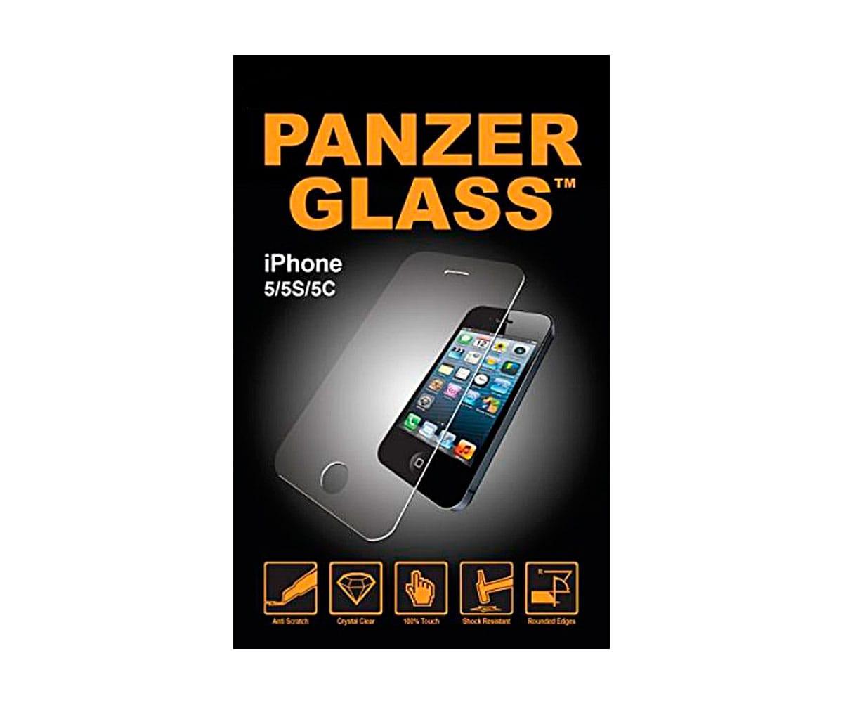 PANZERGLASS PROTECTOR CRISTAL ULTRARESISTENTE IPHONE 5/5S/5C/SE - IPHONE 5/5S/5C/SE