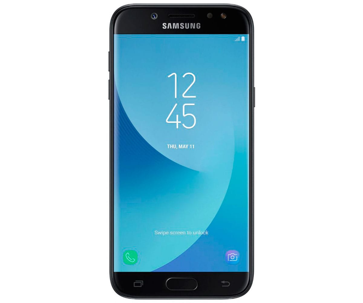 SAMSUNG GALAXY J5 (2017) NEGRO SM-J530 MÓVIL 4G DUAL SIM 5.2'' SAMOLED HD/8CORE/16GB/2GB RAM/13MP/13MP