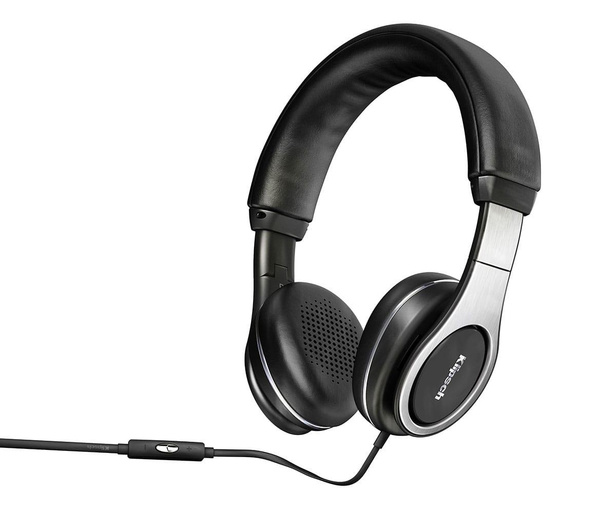 KLIPSCH REFRENCE ON-EAR NEGROS AURICULARES PLEGABLES CON MANOS LIBRES