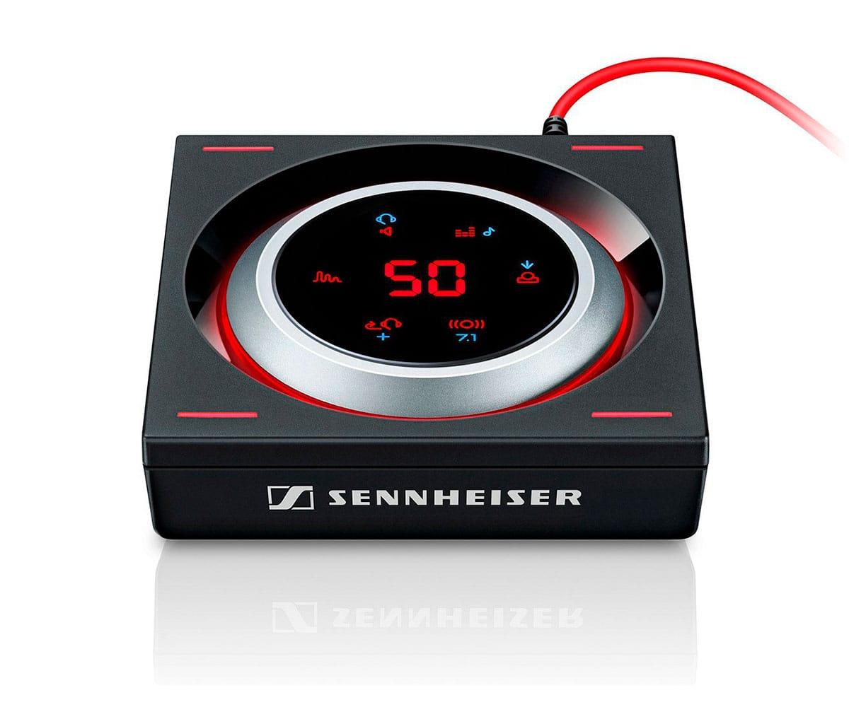 SENNHEISER GSX1000 AMPLIFICADOR DE AUDIO PARA PC - GSX1000