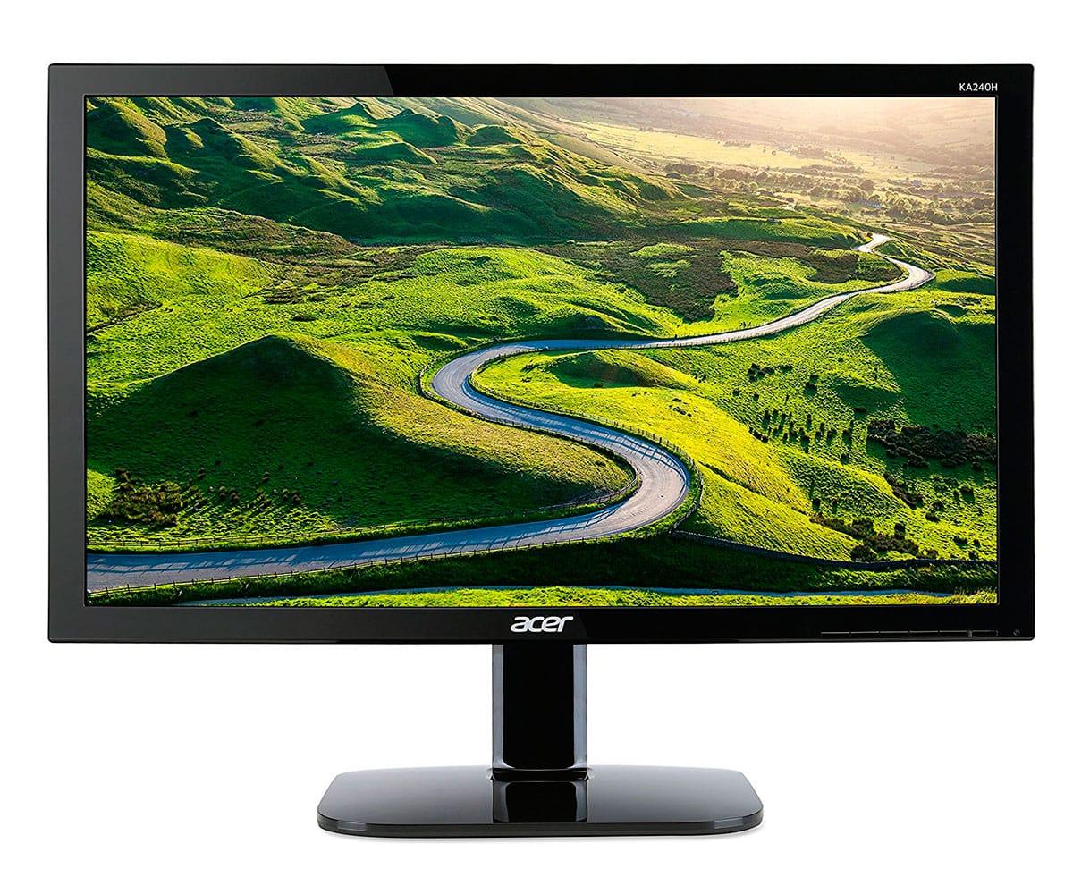 ACER KA220HQbid MONITOR 21.5 LCD FULL HD 60Hz 16:9 HDMI, VGA Y DVI - KA220HQbid- UM.WX0EE.001