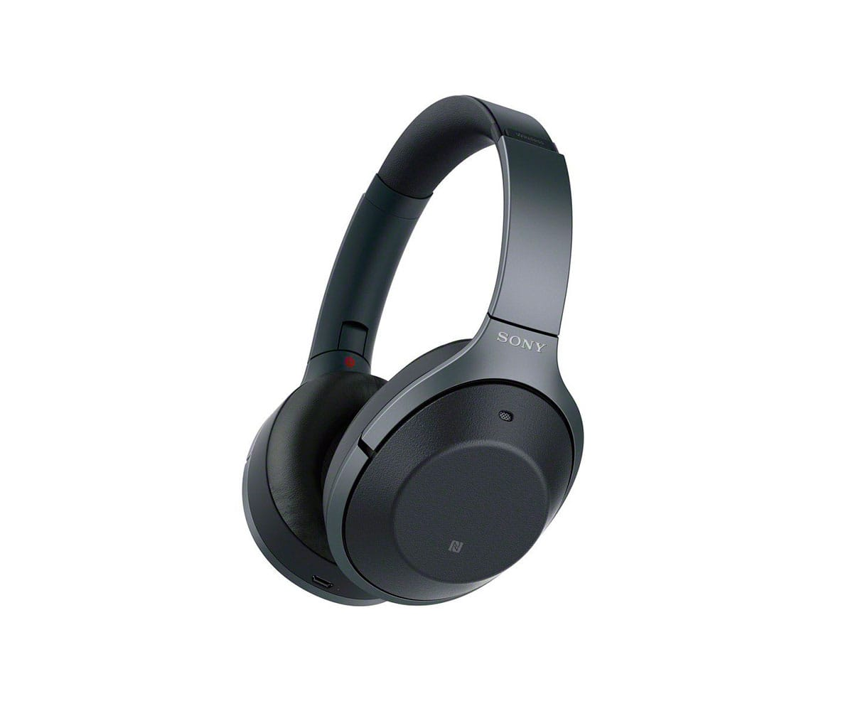 SONY WH1000XM2B NEGRO AURICULARES CON NOISE CANCELLING INALÁMBRICOS BLUETOOTH NFC ALTA CALIDAD