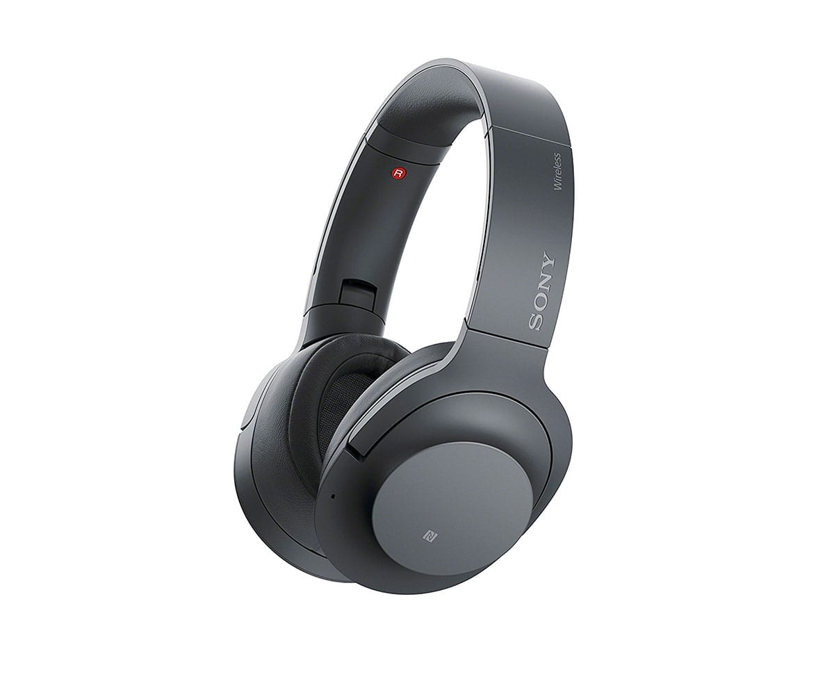 SONY WHH900NB NEGRO AURICULARES BLUETOOTH NFC NOISE CANCELLING AUDIO DE ALTA RESOLUCIÓN - WHH900NB