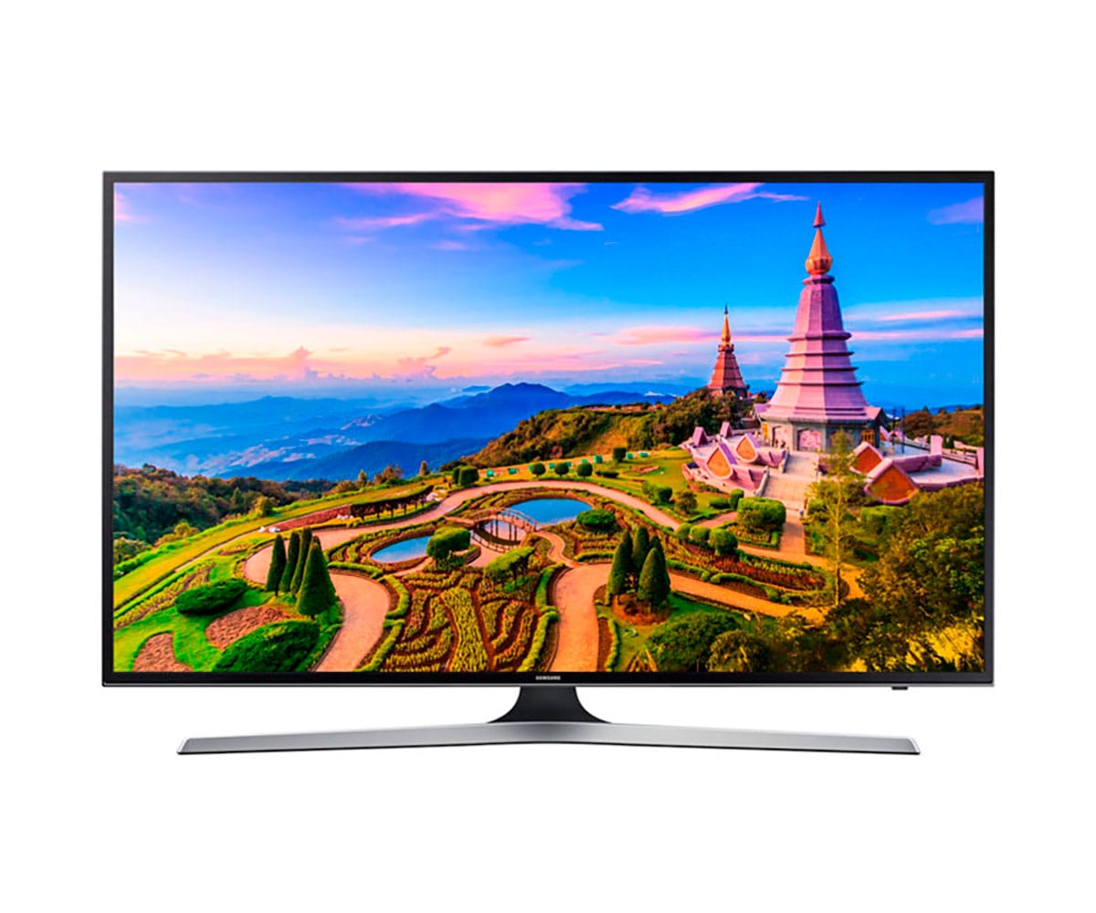 SAMSUNG UE40MU6105KXXC TELEVISOR 40'' LCD LED UHD 4K HDR 1300Hz SMART TV WIFI BLUETOOTH INTERACCIÓN POR VOZ HDMI USB GRABADOR Y REPRODUCTOR MULTIMEDIA