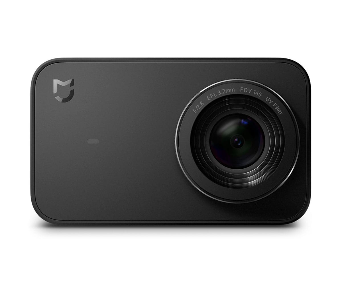 XIAOMI MI ACTION CAMERA 4K CÁMARA DE ACCIÓN VÍDEOS EN 4K A 30FPS SUPER GRAN ANGULAR EIS PANTALLA TÁC - MI ACTION CAMERA 4K