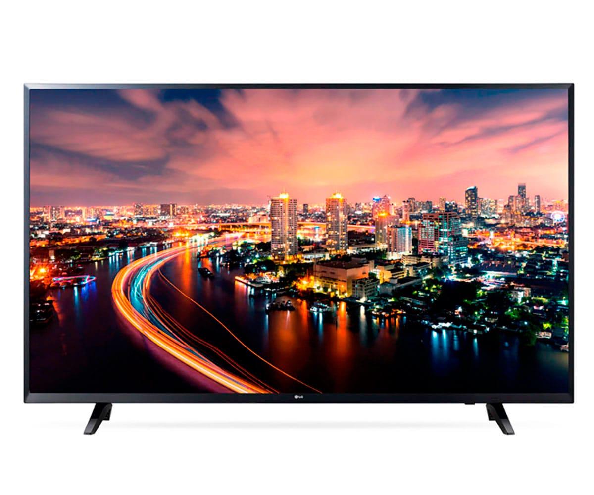 LG 49UJ6307 TELEVISOR 49 IPS DIRECT LED UHD 4K HDR SMART TV WEBOS 3.5 WIFI BLUETOOTH LAN HDMI USB  - 49UJ6307 IMP