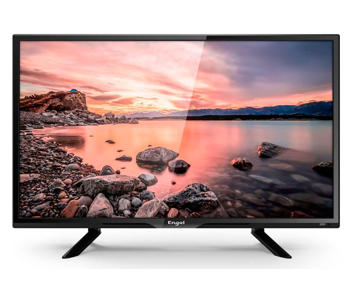 ENGEL 24LE2460T2 TELEVISOR 24 LCD LED HD READY HDMI VGA USB REPRODUCTOR Y GRABADOR MULTIMEDIA