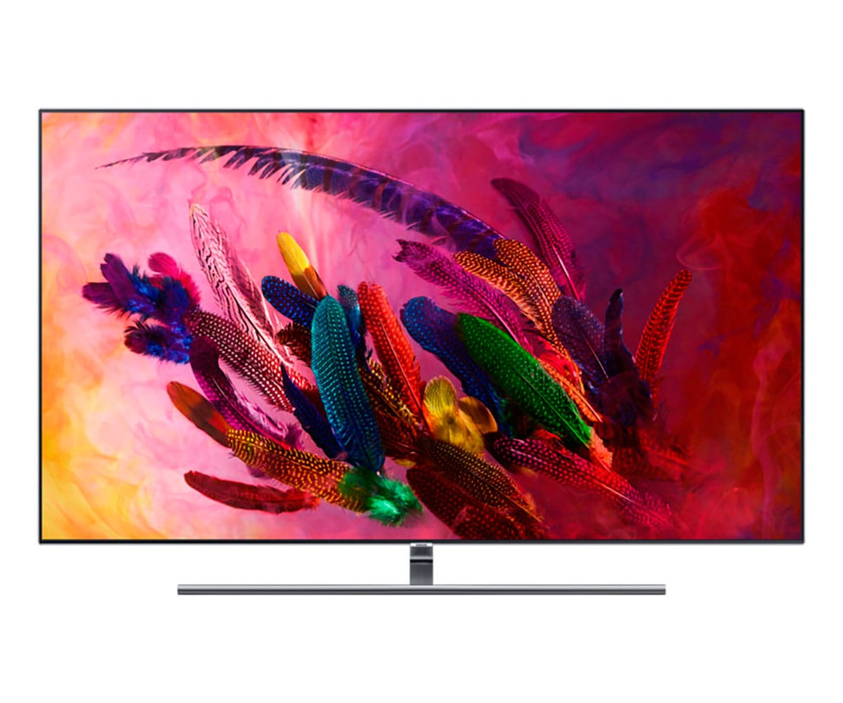 SAMSUNG QE65Q7FNA TELEVISOR 65'' QLED UHD 4K QHDR 1500 3200Hz SMART TV WIFI BLUETOOTH AMBIENT MODE