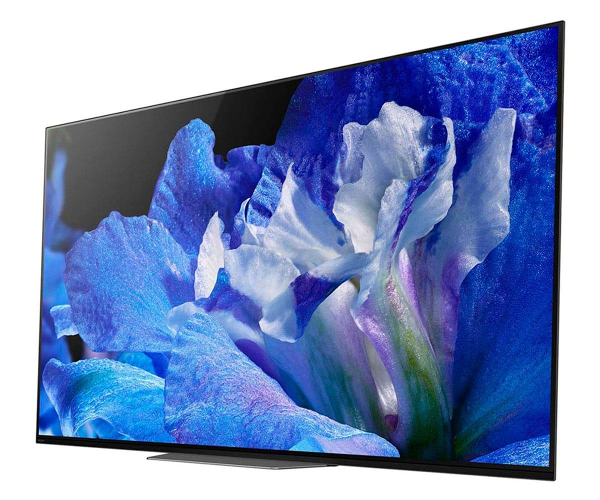 SONY KD-65AF8 TELEVISOR 65 OLED UHD 4K HDR SMART TV ANDROID WIFI BLUETOOTH - KD-65AF8BAEP