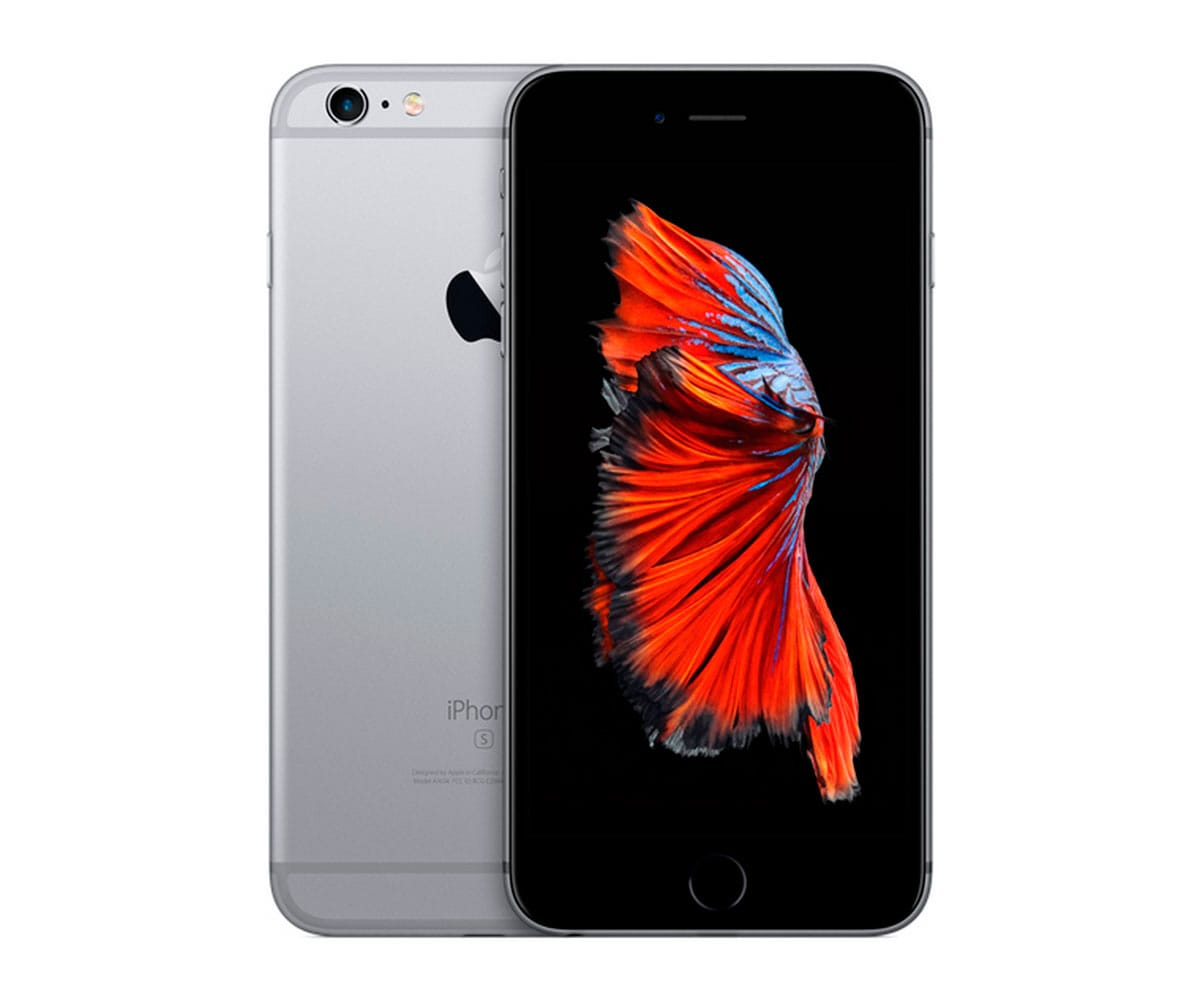 APPLE IPHONE 6S 128GB GRIS ESPACIAL REACONDICIONADO CPO MÓVIL 4G 4.7 RETINA HD/2CORE/128GB/2GB RAM