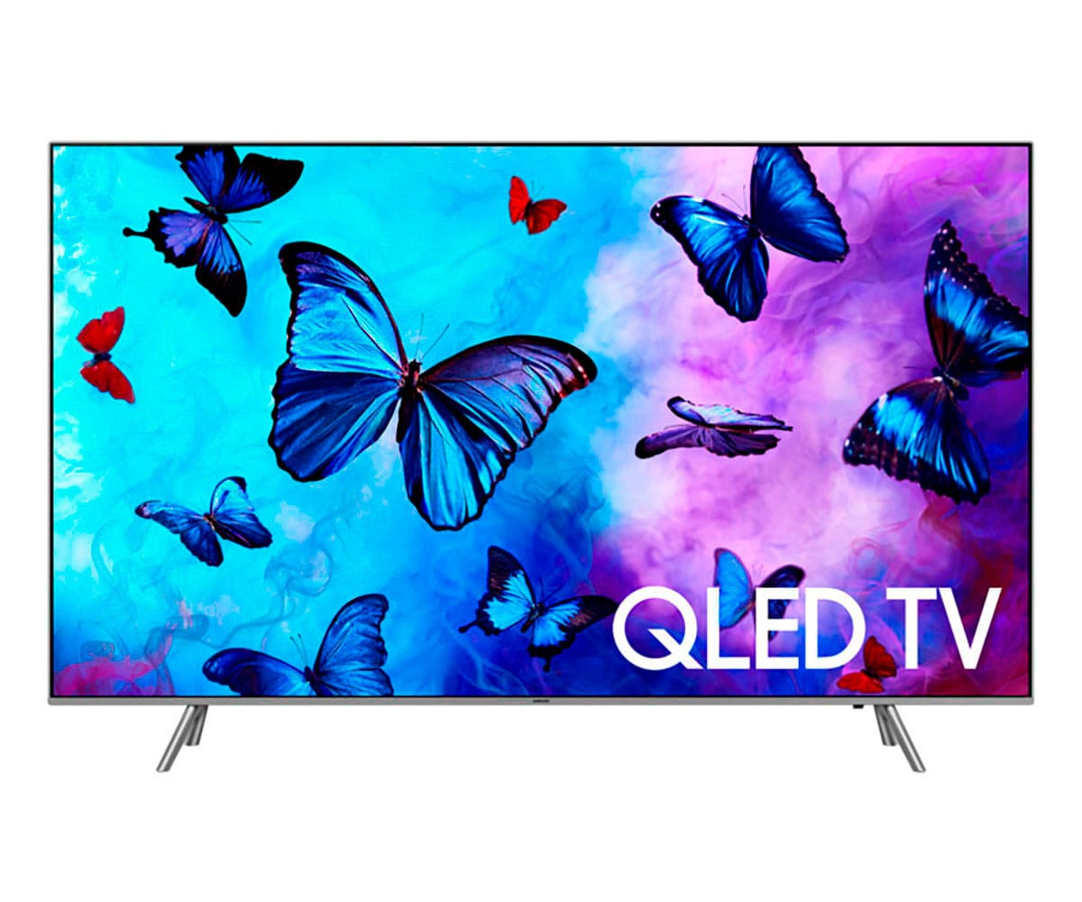 SAMSUNG QE49Q6FNA TELEVISOR 49'' QLED UHD 4K QHDR 1000 2600Hz SMART TV WIFI BLUETOOTH AMBIENT MODE