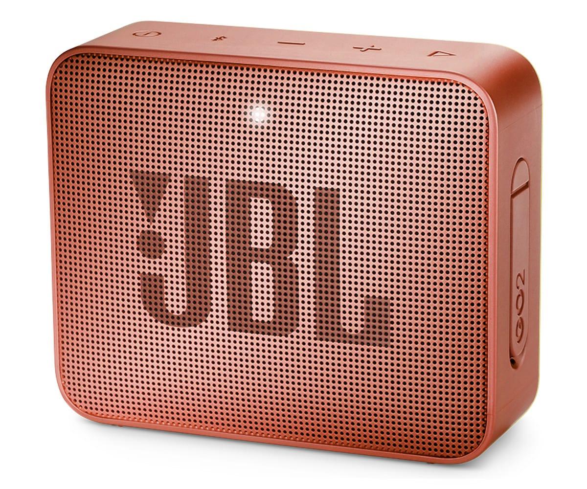 JBL GO2 CINNAMON ALTAVOZ INALÁMBRICO PORTÁTIL 3W RMS BLUETOOTH AUX MICRÓFONO MANOS LIBRES IMPERMEABL - GO2 CINNAMON