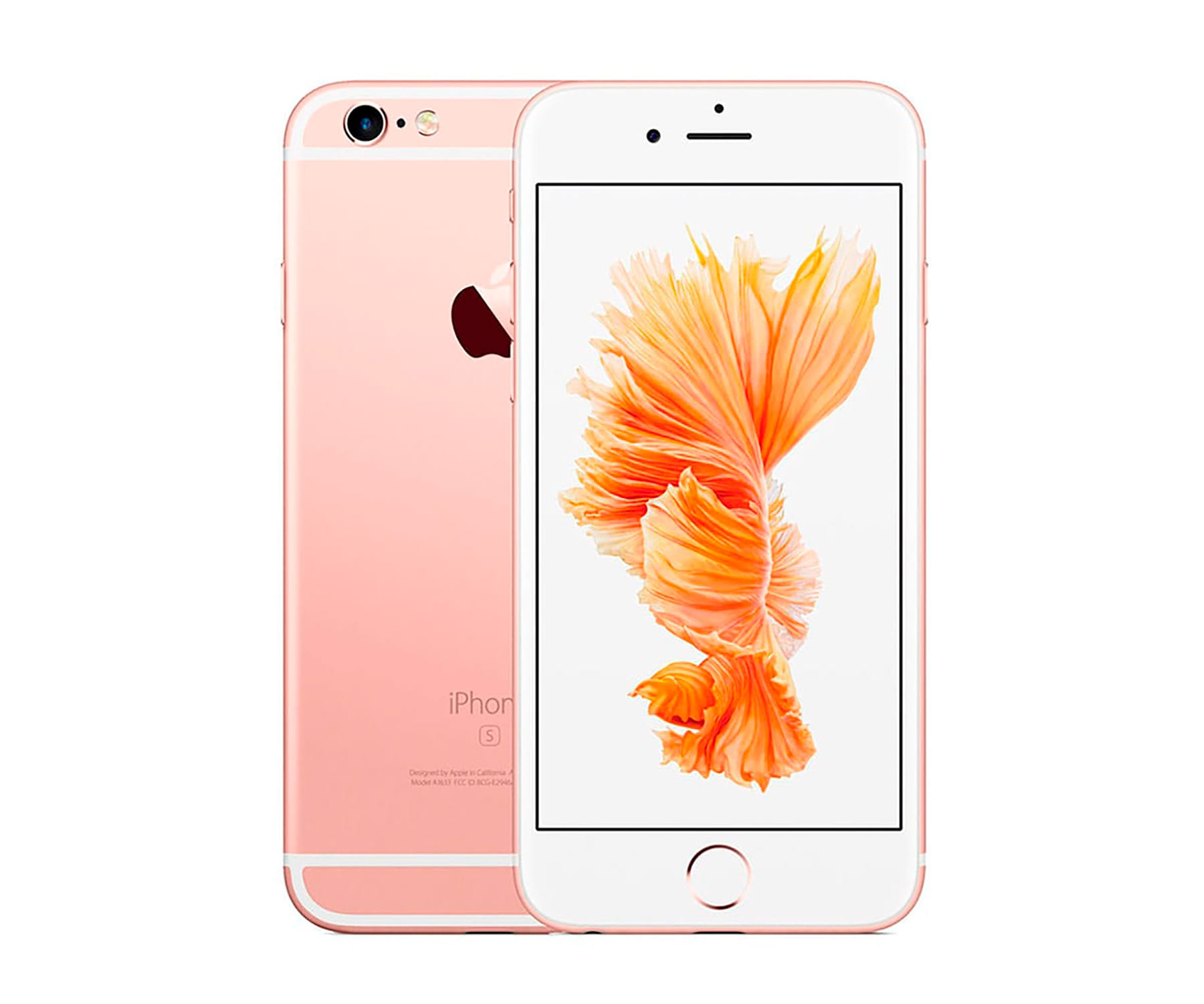 APPLE IPHONE 6S 64GB ORO ROSA REACONDICIONADO CPO MÓVIL 4G 4.7 RETINA HD/2CORE/64GB/2GB RAM/12MP/5
