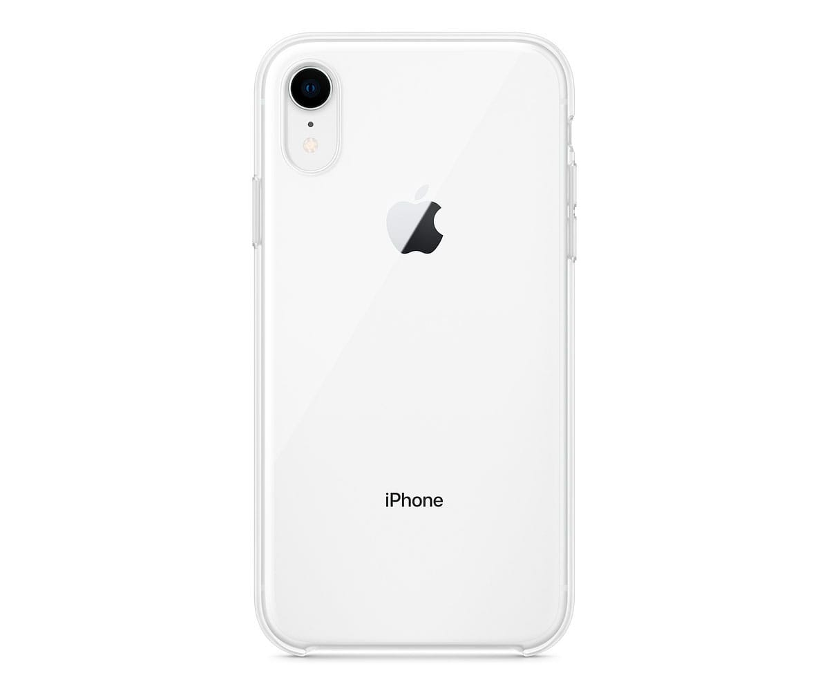 APPLE CARCASA TRANSPARENTE IPHONE XR ORIGINAL APPLE