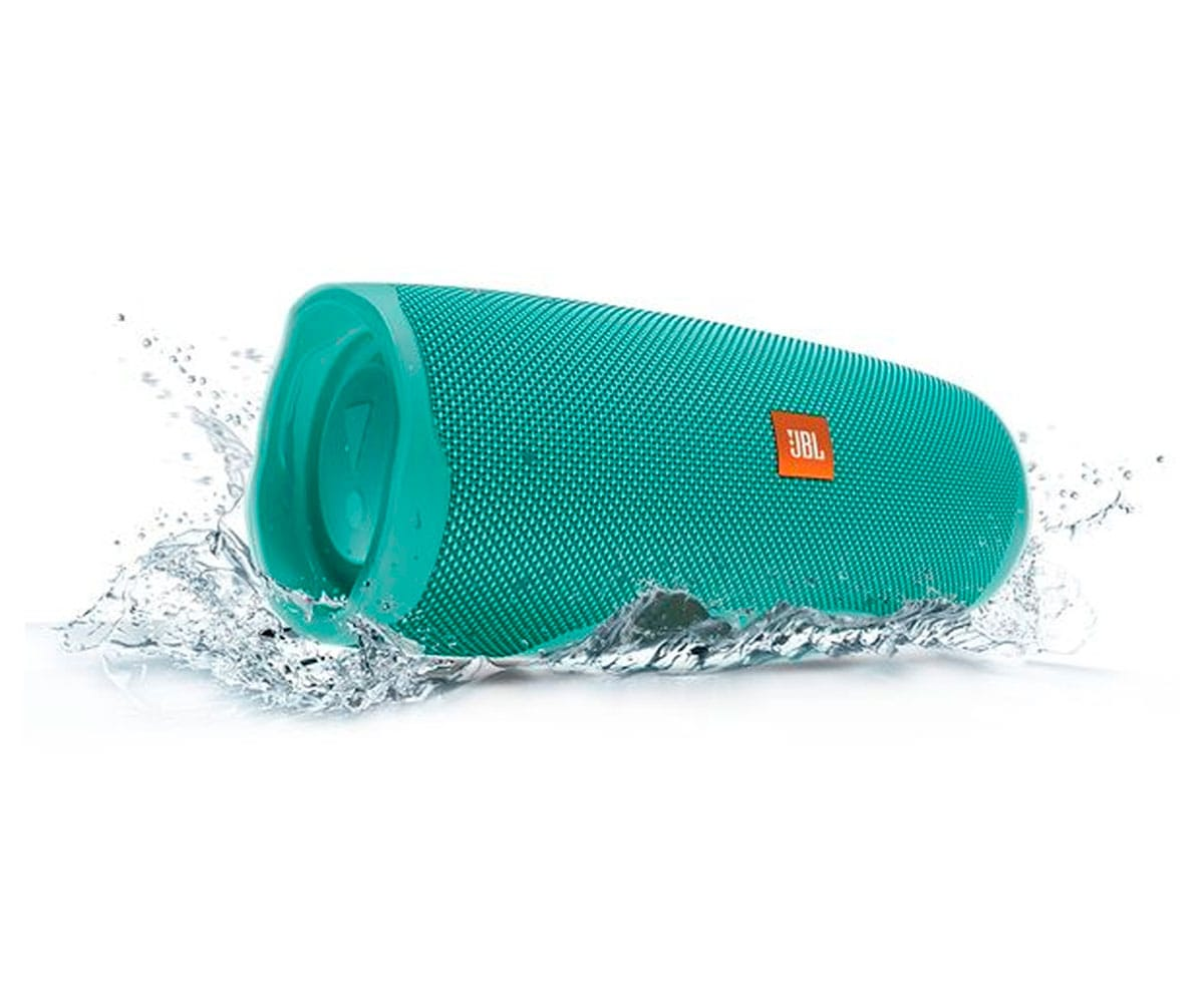JBL CHARGE 4 TURQUESA ALTAVOZ INALÁMBRICO PORTÁTIL 30W BLUETOOTH IMPERMEABLE IPX7 - CHARGE 4 TEAL