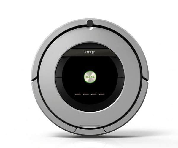 IROBOT ROOMBA 886 ROBOT ASPIRADOR CON PARED VIRTUAL