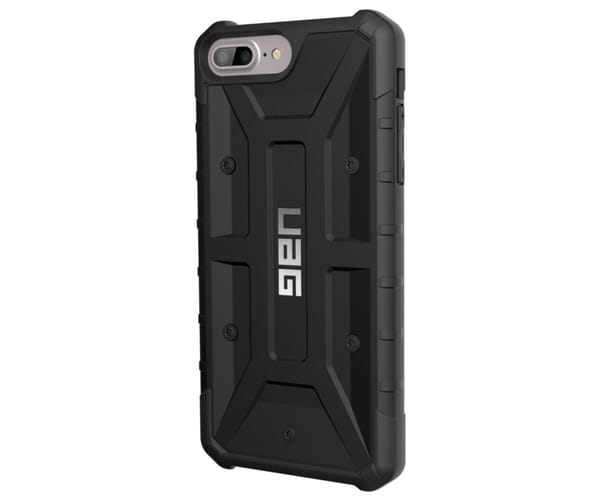 URBAN ARMOR GEAR PATHFINDER NEGRA CARCASA IPHONE 6S PLUS / 7 / 8 RESISTENTE
