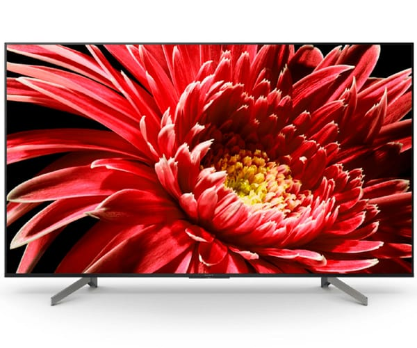 SONY KD-65XG8596 TELEVISOR 65'' LCD EDGE LED UHD 4K HDR 1000Hz SMART TV ANDROID WIFI BLUETOOTH