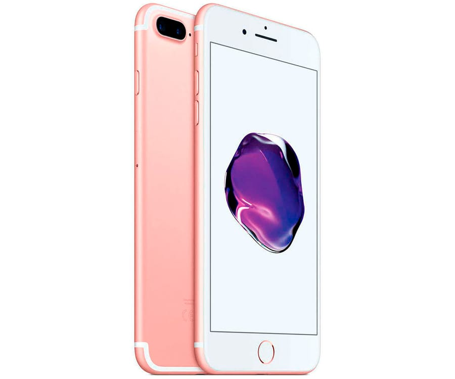 APPLE IPHONE 7 PLUS 32GB ORO ROSA REACONDICIONADO CPO MÓVIL 4G 5.5'' RETINA FHD/4CORE/32GB/3GB RAM/12MP+12MP/7MP