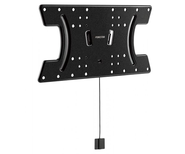 FONESTAR STV-8342N SOPORTE EXTRAPLANO INCLINABLE DE PARED PARA TV DE 32'' A 65'' 30Kg VESA 400x200