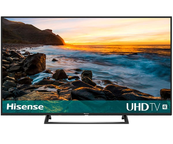 HISENSE H43B7300 TELEVISOR 43'' LCD DIRECT LED UHD 4K 1400Hz SMART TV WIFI CI+ HDMI USB REPRODUCTOR MULTIMEDIA