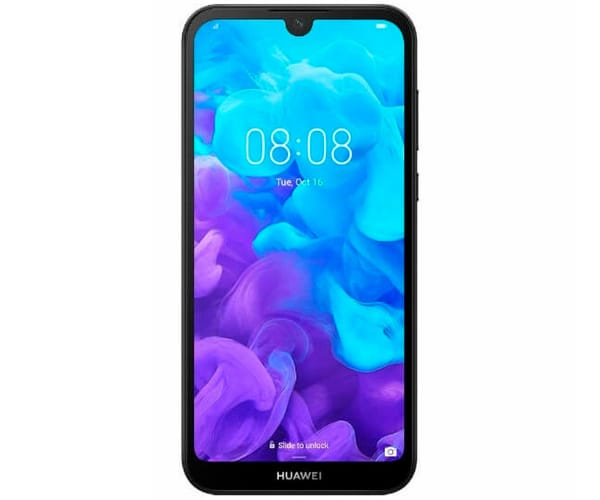 HUAWEI Y5 (2019) NEGRO MÓVIL 4G DUAL SIM 5.71'' IPS HD+/4CORE/16GB/2GB RAM/13MP/5MP