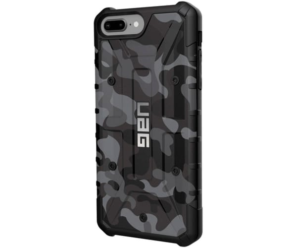 UAG PATHFINDER MIDNIGHT CARCASA IPHONE 8 / 7 / 6S RESISTENTE