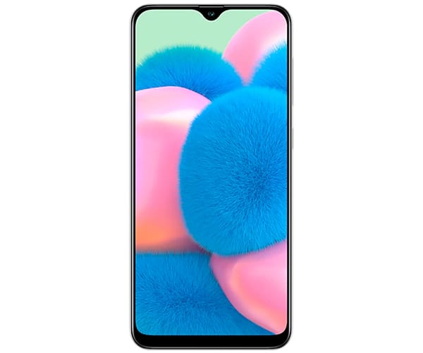 SAMSUNG GALAXY A30s BLANCO MÓVIL 4G DUAL SIM 6.4'' SUPER AMOLED HD+/8CORE/64GB/4GB RAM/25+5+8MP/16MP