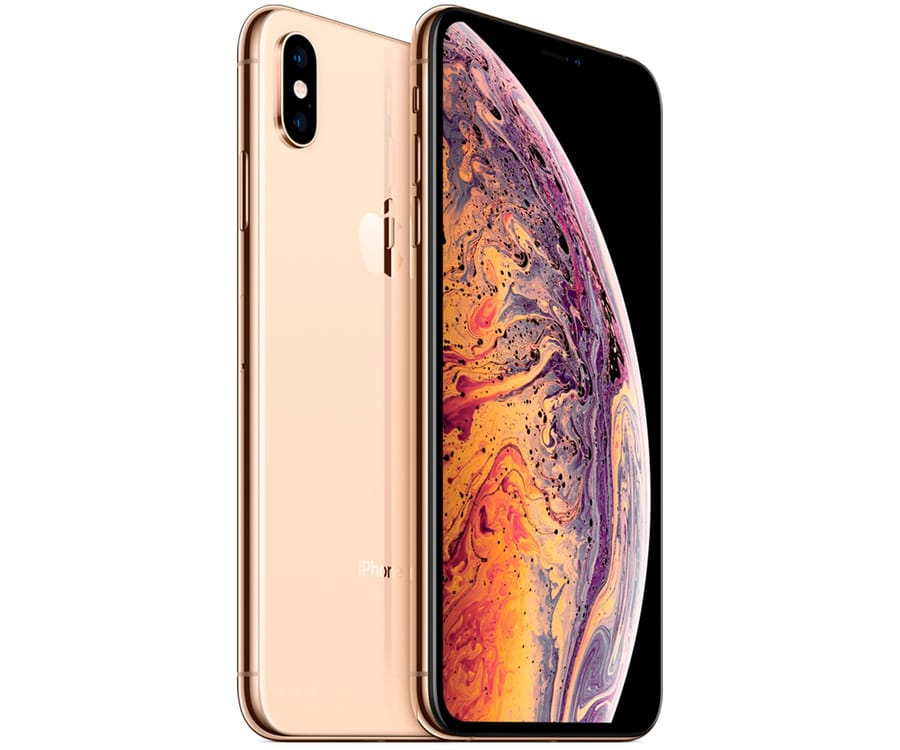 APPLE IPHONE XS 64GB DORADO REACONDICIONADO CPO MÓVIL 4G 5.8'' SUPER RETINA HD OLED HDR/6CORE/64GB/4GB RAM/12MP+12MP/7MP